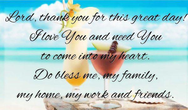 Thank You Message Husband