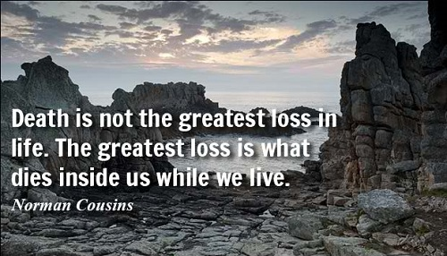 Good Quotes About Losing Loved One