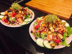salads by two