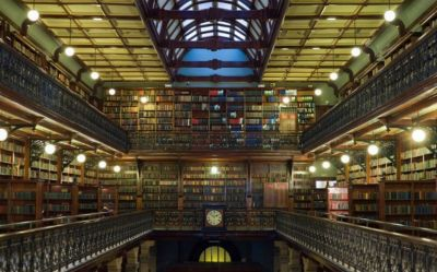 Mortlock Wing State Library