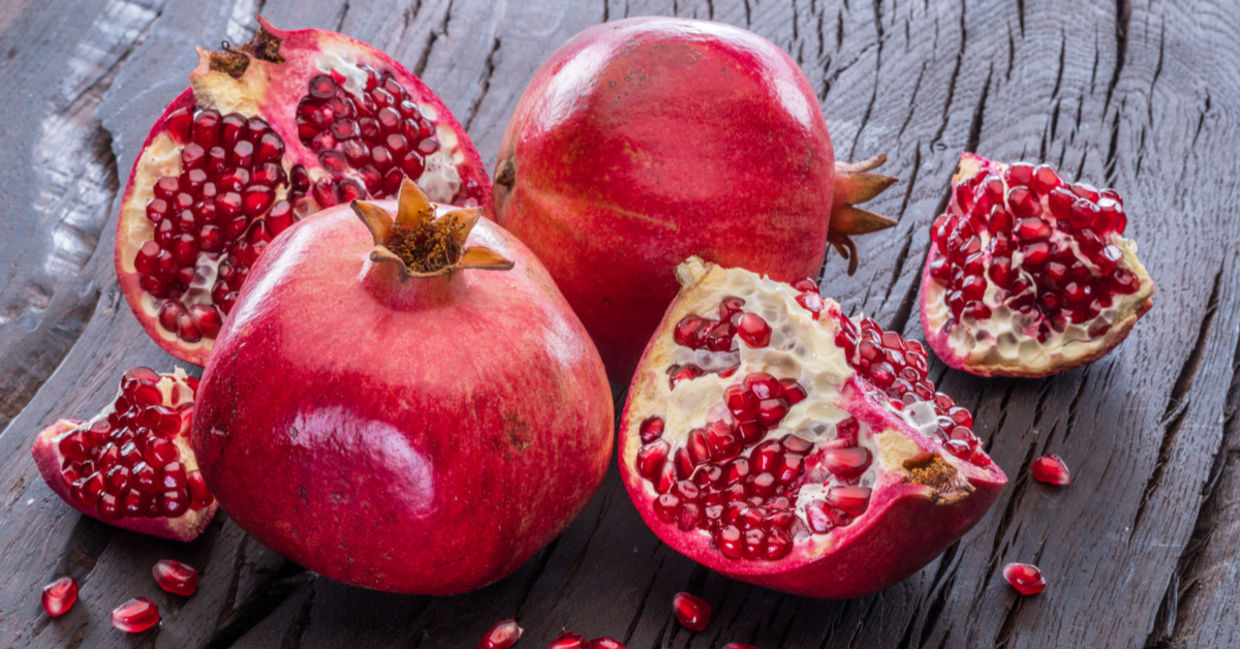 5 Incredible Health Benefits of Pomegranates - Goodnet