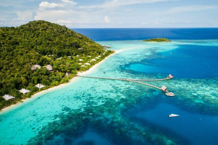 Pulau Derawan | Foto: Unsplash