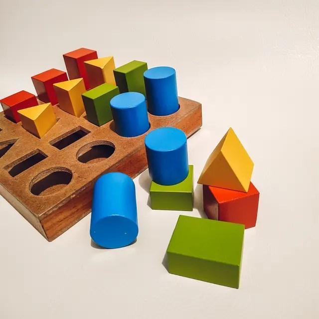 Hampers mainan edukatif | Foto: Liputan6.com