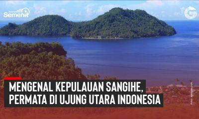 Mengenal Kepulauan Sangihe, Permata di Ujung Utara Indonesia   Good News From Indonesia