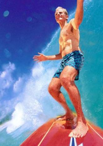Harold Ige, senior surfer -Sun Star photo