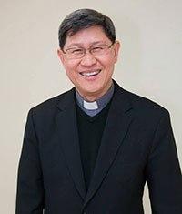 Cardinal Luis Antonio Tagle