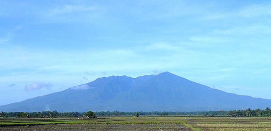 Mt. Isarog, Naga City