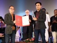 Jun Lana wins Best Director in India film festival