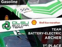 DLSU Eco Team qualifies for World Driving Title