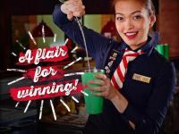 Filipina is World's Greatest Bartender