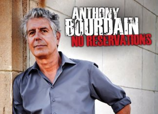 Anthony Bourdain - No Reservations