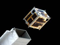 Diwata microsat succesfully launched into orbit
