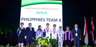 Philippines Team A