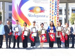 Kalayaan SF awardees