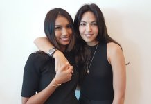 Parul and Maggie