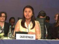 Chloe Reynaldo recognized as 2016 Global Innovator