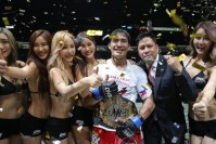 Eduard Folayang wins world MMA crown