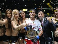 Eduard Folayang wins world MMA crown
