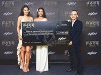 Maggie Wilson & Parul Shah win Amazing Race Asia