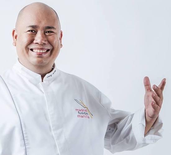 Chef Tatung Sarthou