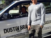 Honest Baguio cab driver receives unexpected reward
