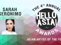 Sarah Geronimo is Asian Artist of The Year