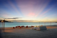 Amanpulo a world-class luxury beach resort