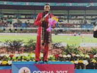 Fil-AmEric Cray is400m hurdles Asianchampion