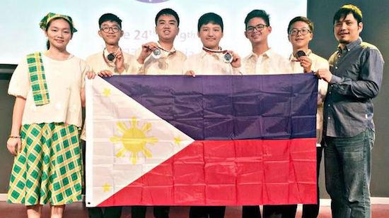 Philippine Math Team