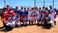 PHL wins 1st Pony Girls Softball World Series