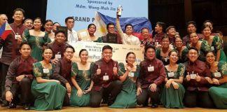 UPLB Choral Ensemble