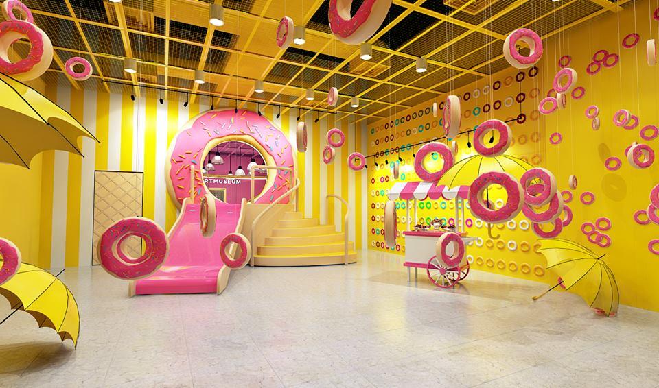 The Dessert Museum Opens On February 2018 Good News