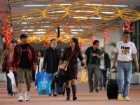 Tourist arrivals soars to 4 million poised to break 2017 record