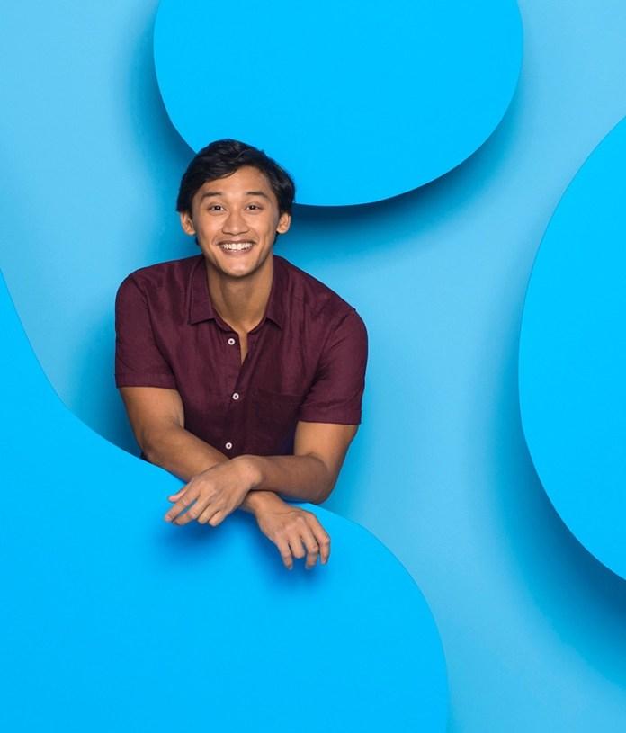 Josh Dela Cruz Nickelodeon