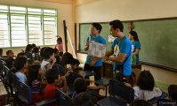 Globe Telecom, Disney volunteer program making a difference in people's lives