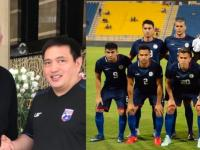 Philippine Azkals to be coached by popular & talented football manager Sven-Goran Eriksson