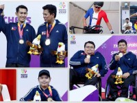 Team Philippines claim 10 golds at 2018 Asian Para Games in Jakarta