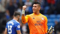 Azkals goalkeeper Neil Etheridge wins 1st English Premier League match