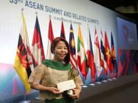 Filipino advocate for autism Erlinda Uy Koe wins inaugural ASEAN Prize