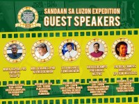 Nick Deocampo, film historians speak at Sandaan Sa Luzon in La Salle Dasmariñas for Philippine cinema's 100 years