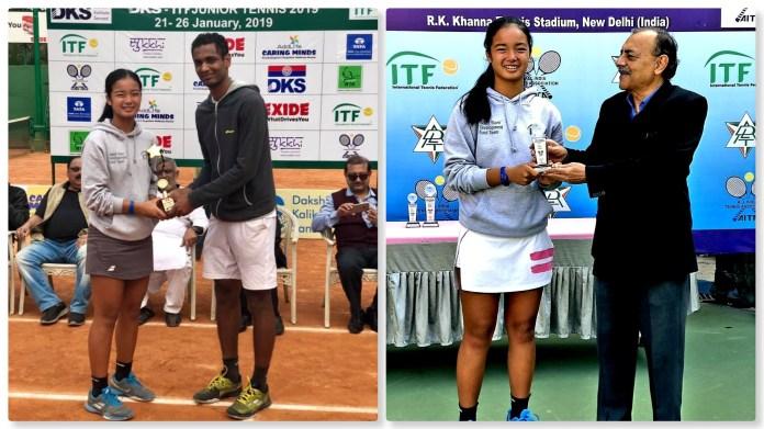 Filipina Tennis Star Alex Eala