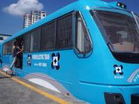 First Philippine Hybrid Electric Train running on tracks by March