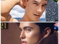 100 Most Handsome Faces names James Reid, Daniel Matsunaga in global list