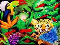 Worth Lodriga in top 10 of Frogs Are Green international art contest in New Jersey