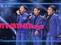 "TNT Boys receive near perfect scores from CBS talent show ""The World's Best"""