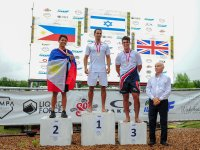 Cebu teen Raphael Trinidad bags 1st PH silver at IWWF World Cable Wakeboard Championship in Argentina