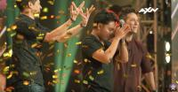 Shadow artist Philip Galit receives Golden Buzzer from Asia's Got Talent hosts Alan & Justin