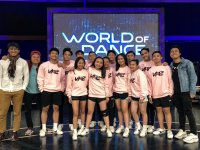 VPeepz dance crew featured in season premiere of NBC World of Dance with JLo, NeYo, Derek Hough
