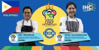 Lasallian student chef Valery Jane Rodriguez Anthony shines in Young Chef Olympiad in India