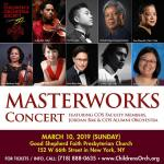 Children's Orchestra Society showcases Masterworks by Filipino classical musicians in New York